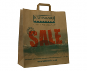 Tape Handle Paper Carrier Bags